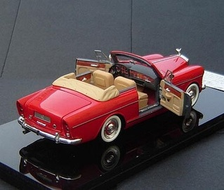 1964-Rolls Royce Silver Cloud III Drophead | Model Cars