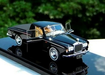1965 Rolls Royce Silver Shadow Pick-Up | Model Cars