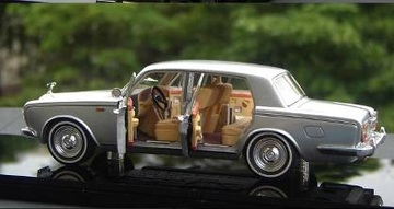 1965 Rolls Royce Silver Shadow | Model Cars