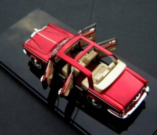 1966 Rolls Royce Silver Shadow Landaulet | Model Cars