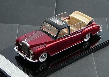 1966 Rolls Royce Phantom V Mulliner Landaulette | Model Cars