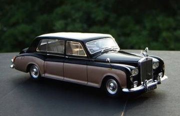 1972 Rolls Royce Phantom VI | Model Cars