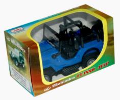 Mahindra Classic Jeep | Model Cars