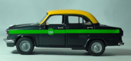Ambassador Taxi | Model Cars