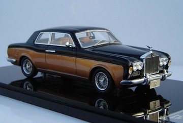 1972 Rolls Royce Corniche | Model Cars