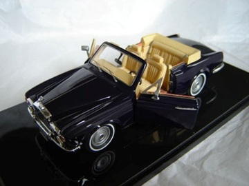1973 Rolls Royce Corniche Convertible II | Model Cars