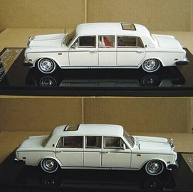 1977 Rolls Royce Silver Shadow II | Model Cars