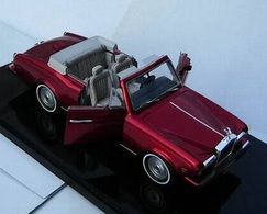 1988 Rolls Royce Corniche II | Model Cars