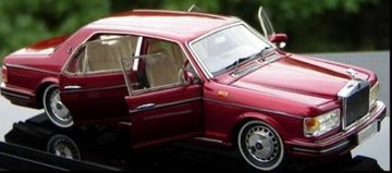 1997 Rolls Royce Silver Spur | Model Cars