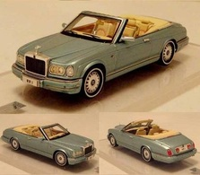 1998 Rolls Royce Corniche Convertible | Model Cars