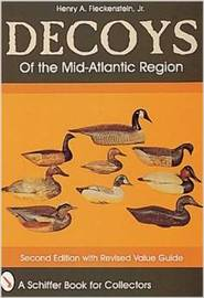 Decoys of the Mid-Atlantic Region | Books