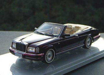 2000 Rolls Royce Corniche Convertible | Model Cars