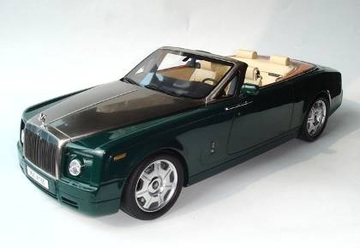 2004 Rolls Royce 100EX | Model Cars