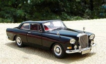 1964 Bentley S3 | Model Cars