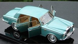 1965 Bentley T | Model Cars