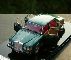 1986 Bentley Eight | Model Cars