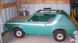 Gremlin & Pacer Go Cart | Pedal Cars & Other Ride-On Vehicles
