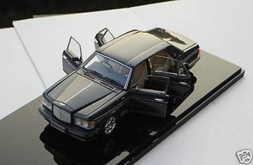 1995 Bentley New Turbo R | Model Cars
