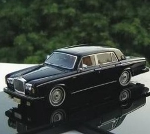 1979 Bentley T2 | Model Cars