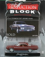 Greenlight collectibles auction block%252c auction block 5 1964 plymouth sport fury model cars 4e368f2e db6a 4799 ad29 da161a14b6e1 medium