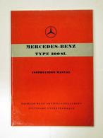 Mercedes gullwing manual 1 medium