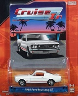 Greenlight collectibles cruise in%252c cruise in 1 1965 ford mustang gt model cars 5bbb3375 4740 48e6 bdbc c4cef487e81d medium