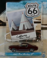 Greenlight collectibles route 66%252c route 66 1 1965 ford mustang gt model cars 4ff21aa3 a2c5 41dd ac3a 937ea11ae00e medium