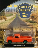 Greenlight collectibles country roads%252c country roads 6 1966 dodge d 100 model cars 1e64e30a b449 413a 8fb2 99059fe44f76 medium