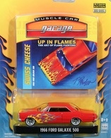 Greenlight collectibles up in flames%252c up in flames 2 1966 ford galaxie 500 model cars c0f2026b 0dfb 4461 9499 dde55a1c57f3 medium