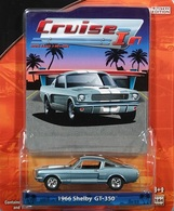Greenlight collectibles cruise in%252c cruise in 1 1966 shelby gt 350 model cars e823cedd 31dc 4767 82a7 cacd6db36792 medium