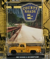 Greenlight collectibles country roads%252c country roads 1 1967 dodge d 100 sweptline model cars abdaa741 fecd 4dcb 9278 8947914173df medium