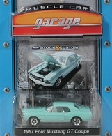 1967 Ford Mustang GT Coupe | Model Cars