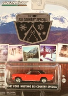 Greenlight collectibles 1967 ford mustang ski country special model cars 58fb7214 f112 481e b970 cb4a0c85989d medium