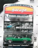 Greenlight collectibles muscle car garage hc%252c muscle car garage hc 3 1968 chevrolet chevelle model cars eab63b1f 338b 4585 9980 8a9b677d9b3b medium