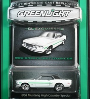 Greenlight collectibles 1968 mustang high country special model cars 35acf9f1 76cc 4093 a4ae 006bc2dd6c6e medium