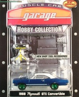Greenlight collectibles muscle car garage hc%252c muscle car garage hc 2 1968 plymouth gtx convertible model cars 3c350d6a 1024 4315 a699 ecbfaad05901 medium
