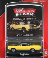 Greenlight collectibles auction block%252c auction block 12 1968 plymouth hemi gtx model cars e306962e e4e7 4234 9994 10be2850c749 medium