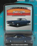 Greenlight collectibles muscle car garage%252c muscle car garage 12 1968 plymouth road runner model cars bbf1792a 363b 41b2 b417 4c6471b131d7 medium