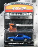 Greenlight collectibles muscle car garage hc%252c muscle car garage hc 5 1969 ford mustang boss 302 model cars 3b40ca20 51ff 4cba a1ec d873d34229dc medium