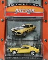 Greenlight collectibles original muscle garage%252c original muscle garage 1 1969 ford mustang boss 302 model cars 9cb1508f 1555 4a55 8713 a639c11baac7 medium