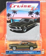 Greenlight collectibles cruise in%252c cruise in 1 1969 ford mustang mach 1 model cars e8fd646b cd6e 454d 8975 a30128da16f1 medium