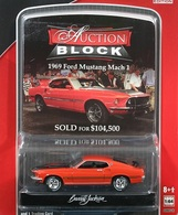 Greenlight collectibles auction block%252c auction block 10 1969 ford mustang mach 1 model cars f23860e5 8b40 4a4f ade3 a90f060dd0f8 medium