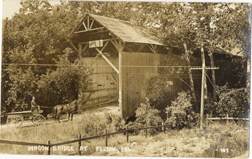 Wagon Bridge at Felton | Postcards