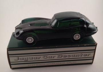 Jaguar Car Decanter | Bottles & Decanters