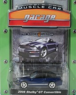 Greenlight collectibles muscle car garage%252c muscle car garage 6 2008 shelby gt convertible model cars b1e769ce 0404 42d5 9623 add40bf6e423 medium