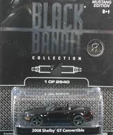 Greenlight collectibles black bandit%252c black bandit f1 2008 shelby gt convertible model cars 9d6ddf51 fac6 4ec4 8a60 855d2544d498 medium