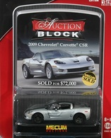 Greenlight collectibles auction block%252c auction block 14 2009 chevrolet corvette csr model cars 90902bca 36b5 442c 973f e4af72e5b60d medium