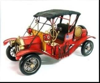 1913 Ford T Vintage | Model Cars