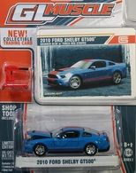 Greenlight collectibles gl muscle%252c gl muscle 2 2010 ford shelby gt500 model cars d7bf64c2 c2fa 4954 9c63 e21d5e31d331 medium
