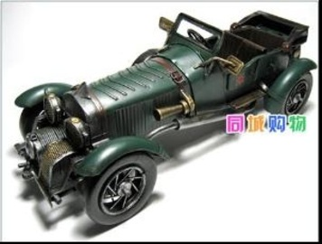 1931 Bentley | Model Cars